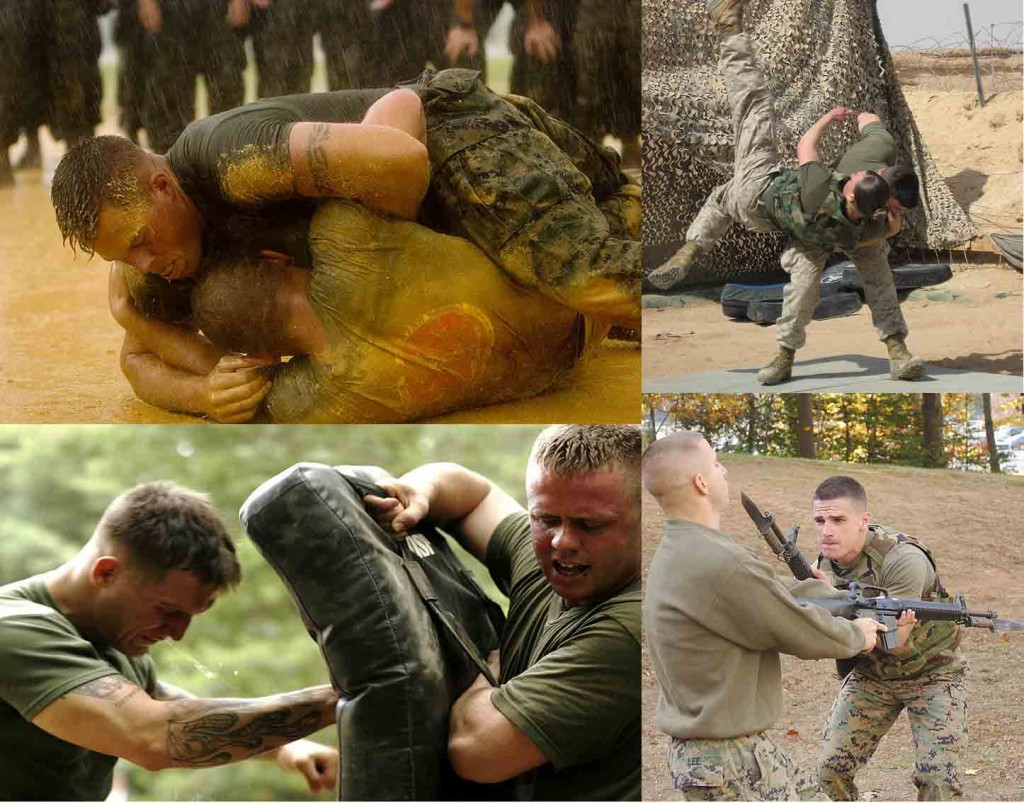 Marine Corps Martial Arts System