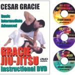 آموزش جوجیتسو برزیلی توسط سزار گریسی