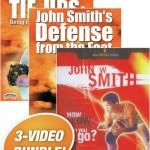 4 مجموعه فوق العاده از فیلم های آموزش کشتی John Smith