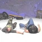 فیلم آموزشی مبارزه با چاقو در خاک